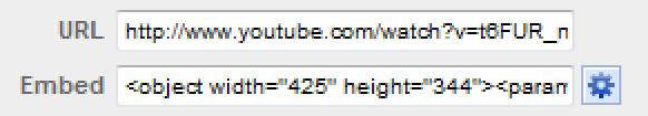 YouTube URL