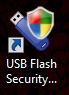 flash security icon