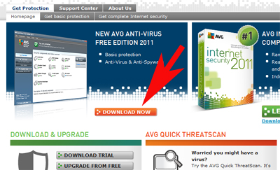 how to delete avg from my computer