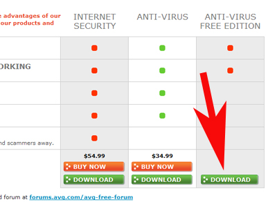 AVG antivirus 2011 free version