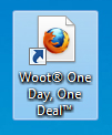 Shortcut to Woot