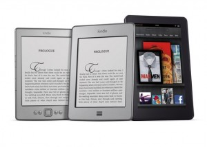 Comparing the new Kindles