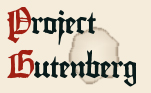 free Kindle e-books from Project Gutenberg