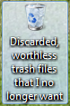 Recycle bin renamed