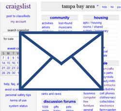 Craigslist notification