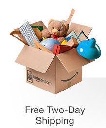 Amazon Prime free 2-day shipping