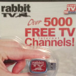 Image for Over 5000 free TV channels with Rabbit TV?
