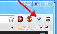 Chrome OneTab icon