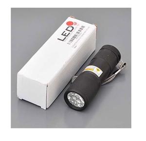 black light flashlight