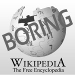 Image for How to make the Wikipedia page look much more exciting!