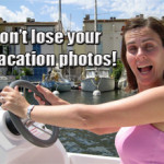 Image for The safest way to never lose your important vacation pictures