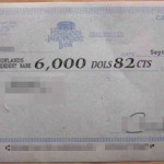 Image for A check that has cleared doesn't mean it's not a scam!
