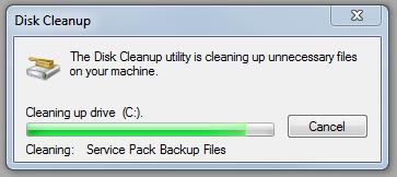 hard drive space