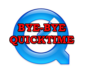 no more QuickTime