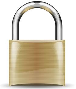 lock a folder
