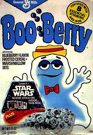booberry cereal box