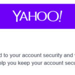 Image for Time to delete your Yahoo! account and all the data