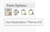 paste options