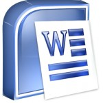 Image for MS Word 2003, 2007 and 2010 cheat sheets