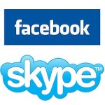 Image for Skype and Facebook – combined!