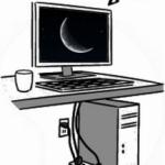 Image for Is your computer screen-saving, sleeping or hibernating?