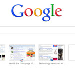 Image for How to get rid of Chrome's web history icons