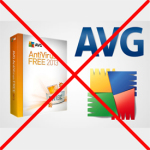 Image for AVG has gone to the dark side