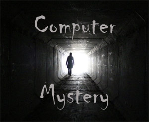 computer mystery