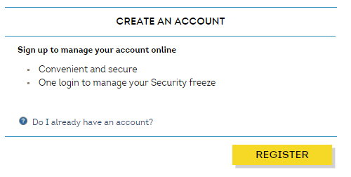 TransUnion account