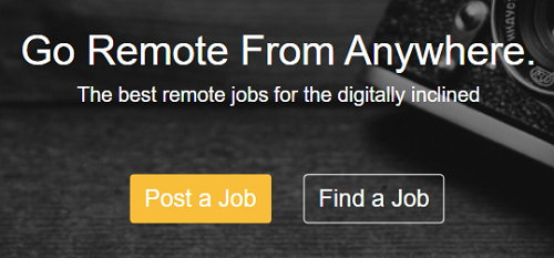 Go Remote Jobs