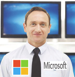 microsoft support phone number real person
