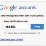 Image for The Verification Code scam