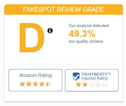 fakespot review