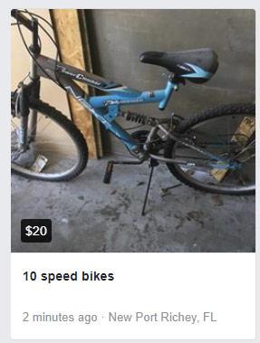 bike bargain