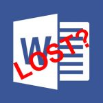 Image for How to recover an unsaved Word document