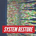 Image for How to make sure System Restore is set up properly