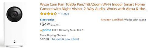Wyze Cam Pan