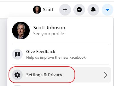 Facebook Settings and Privacy